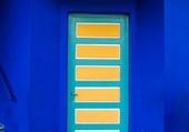 Doors - Jardin Majorelle - Morocc
