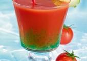 Cocktail de tomates