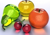 Fruits de verre