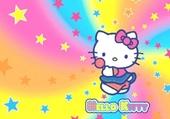 Puzzle Hello Kitty la star
