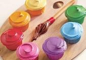 Peintre en cupcakes
