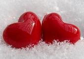 Puzzle 2 coeurs pour des âmes soeurs