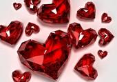 Coeur de diamants