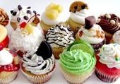 Cupcakes pour tous gourmands