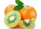 Orange ou kiwi?