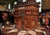 Le palais de Leonidas en choco