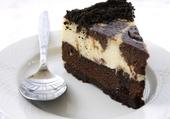 Cheesecake choco à déguster
