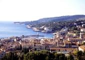 le port et village de Cassis