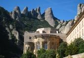 Puzzle Montserrat Catalogne