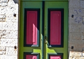 Doors - Dilofo - Greece