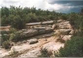 ruisseau à sec