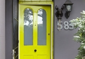 Doors - Neon front door