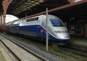 train TGV EURODUPLEX