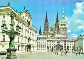 le chateau de Prague