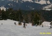 Ski aux Paccots