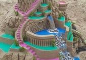 Puzzle sable