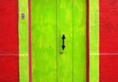 Doors - Vert citron