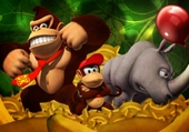 Puzzle Donkey Kong