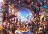 teatime in faeryland