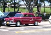 Vielle voiture à Cuba