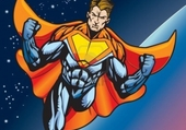 Puzzle 14312697-la-figure-de-super-heros