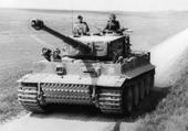 Puzzle Char Tigre