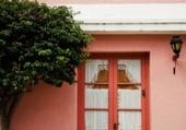 Doors - Pink House