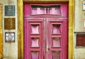 Doors - Metz - Lorraine - France