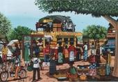 dessin Africain