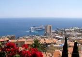 Les hauteurs de Monaco