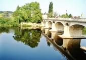la Vienne a Chauvigny