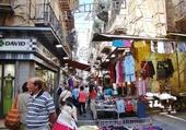 Palerme (marché Viccina)