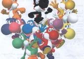 Puzzle Yoshis multicouleurs Elise