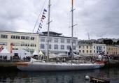 TARA Brest 2008