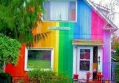 Façades - Colorful House