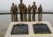 Monument MacArthur à Palo/Leyte