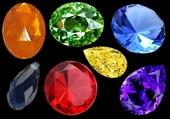 Puzzle Precious stones