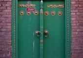 Doors - Kashgar Old Town - China