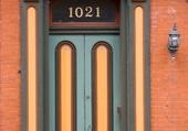 Doors - Pittsburgh Neighborhood D