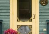 Doors - Yellow door
