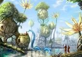 village imaginaire