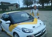 champion de rallye