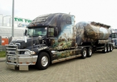 camion tracteur
