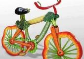 vélo légume