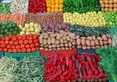 Colors - Market in Morocco
