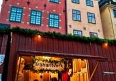 Puzzle Façades - Swedish Christmas Marke