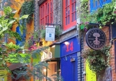Puzzle Colours - Neal's Yard in London