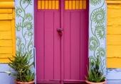 Doors - Isla Mujeres - Mexico