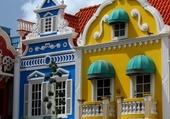 Façades - Aruba - Caribbean