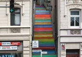 Colorful Stairs 2